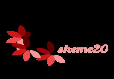 تصميم لوجو او شعار مميز لمنتجك او شركتك