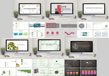 تصميم عروض تقديمية احترافيه PowerPoint