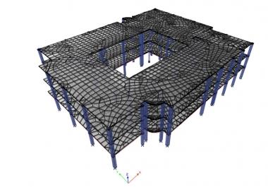 عمل حصر هندسي للمباني يشمل جميع البنود وعمل شيت تكلفه اجماليه للمنشات والمشاريع