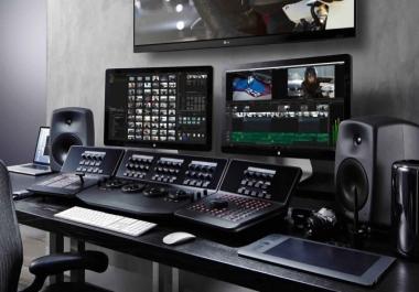 خدمة مونتاج واخراج الفيديو بأحدث اصدار من برنامج Camtasia