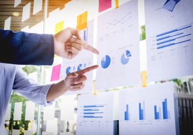 إعداد الخطة الإستراتيجية لمشروع أو فكرة