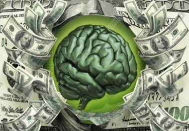 أفوضك لحصولك على ٥٠٠ جنيه مصرى إلى ٥٠٠٠ دولار أمريكى باقتناع رؤساء الشركات وأصحاب الأعمال.