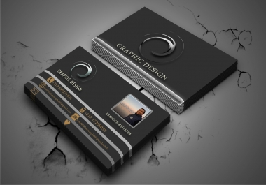 تصميم بطاقات العمل احترافية