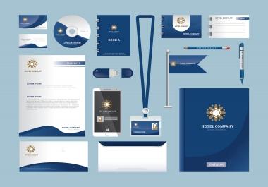 تصميم لوجو لشركتك لموقعك لصفحتك بإحترافية عالية