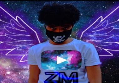 ايديت لفيديو لك ليكون جاهز للنشر على اليوتيوب  تصميم فيديوهات