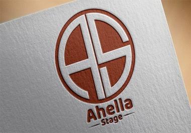 تصميم شعار بفكرة معبرة ومميزة.