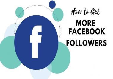 بيع متابعين وليكات لصفح الفيسبوك.