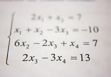 المساعدة في حل وفهم تمارين الرياضيات Math Exercices