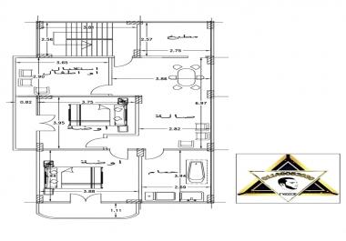 تصميم انشائي ومعماري وحصر كميات
