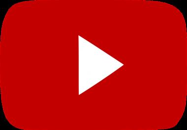 1800 مشاهدة لقناة اليوتيوب