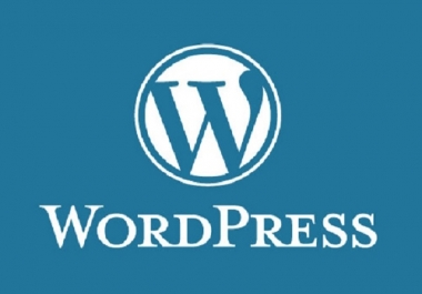انشاء موقع ووردبريس wordpress installation  صفحة هبوط landing page