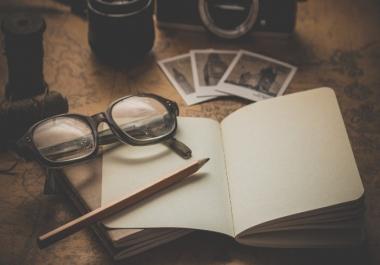 كتابة المقالات و البحوث العلمية و الأدبية  كتابة محتوى  كتابة الإعلانات