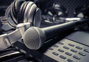 خدمات التعليق الصوتي