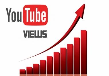 ارسل لك 1000 مشاهدة حقيقية لليوتيوب مخصصة للاعلانات