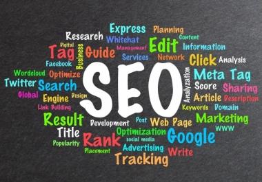 تحليل موقعك وفحصه وارسال لك Pdf بمشاكل موقعك وكيفيه حلها