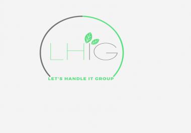 سأقوم بتصميم شعار حديث لعملك و علامتك التجارية