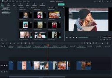 منتجة الفديوهات والصور