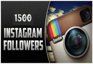 زيادت 1000 متابع لك عبر حسابك في الانستغرام