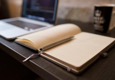 كتابة رواية بإسمك فصلاً بفصل وبمتابعة منك. أو بيعك حبكات روايات ملخصة وكاملة
