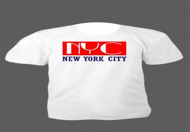 تصميم قميص باحترافية