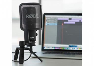 تحويل مقطع صوتي إلى نص