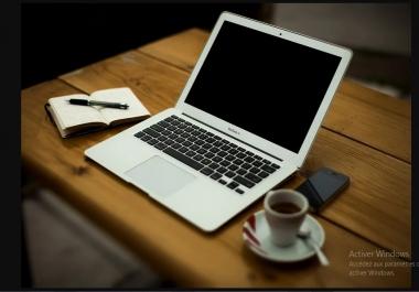 تحرير أبحاث ومقالات