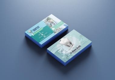 تصميم بطاقة شخصية رهيبةو كلاسيكية business card