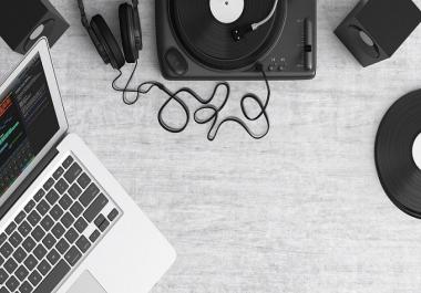 التفريغ الصوتي لملفاتك مع التنسيق حسب رغبتك.