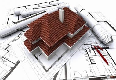 حصر بنود الاعمال الإنشائية وحساب كميات كل 30 متر مربع ب 5$