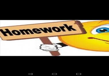 المساعدة في حل الواجبات المتعلقة بمادة الكيمياء لجميع المراحل الدراسية