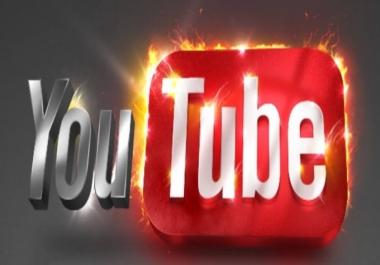 كتابة حلقات يوتيوب