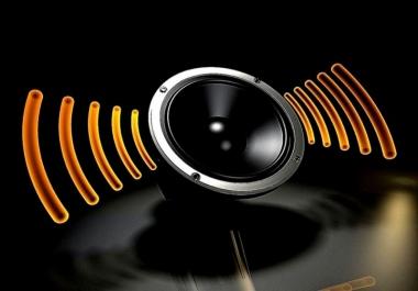 فصل النغمة عن الأغنية وفصل صوت المطرب وإرسال النغمة لوحدها والصوت لوحده