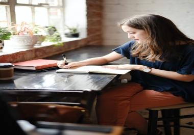 كتابة ٢مقالةمنوعة لا تقل من ١٠٠٠ كلمة