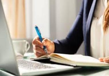 اقوم بكتابة مقالات احترافية في مجالات متنوعة مقابل $5