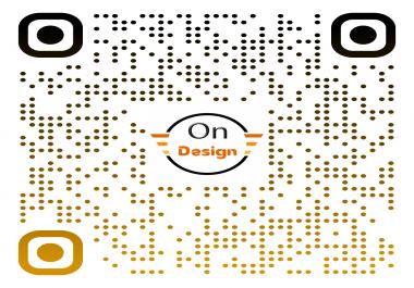 تصميم باركود QR code بطريقة مميزة في ساعتين فقط