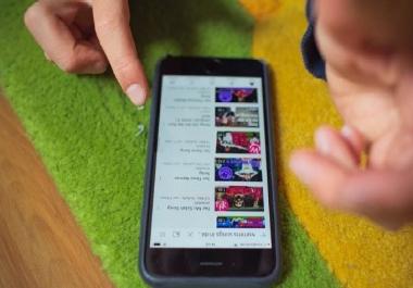 احصل على2000 مشاهدة حقيقية و آمنة لأحد فيديوهاتك على قناتك في اليوتيوب
