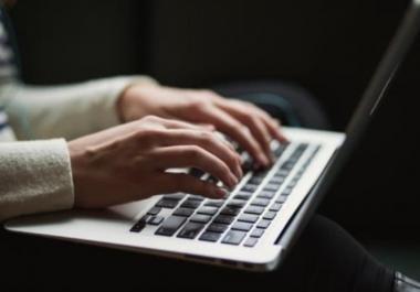 إدخال بيانات لمتجرك الإلكتروني أو كتابة محتوى لموقعك