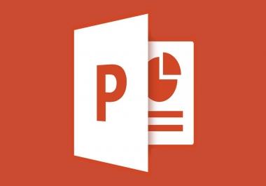 الكتابة 250 صفحة على word او power point