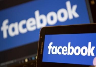 إدارة صفحات فيس بوك وإنستجرام مقابل5 دولار