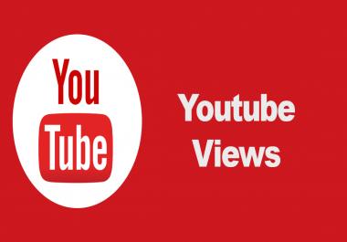 أقوم بزيادة عدد المشاهدات لصفحتك الترويجية على اليوتيوب لمدة أسبوع كامل مقابل 5 دولار فقط