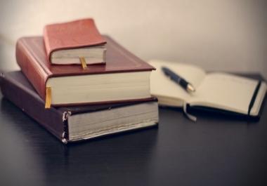 تلخيص جميع المقالات والكتب والروايات