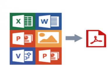 إستخراج النصوص من ملفات pdf و كتابتها على Microsoft Word
