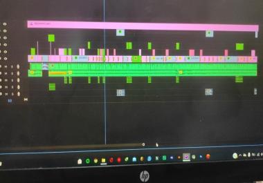 يمكننى تصميم فيديو لعرض خدماتك على شكل فيديو جذا  للدقيقة