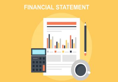 إعداد القوائم المالية الميزانية