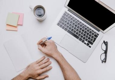 كتابة محتوي ومقالات متنوعة بأسعار تنافسية