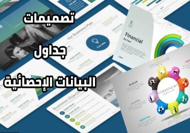 تصميم عروض تقدمية PowerPoint بكل احتراف حصرياً مع خدمتين مجاناً