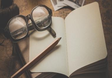 كتابة مقالات في جميع المواضيع  اخبارية  سياسية  اجتماعية  طبية ابداعية