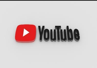 مونتاج باحترافية وإتقان لفيديو اليوتيوب