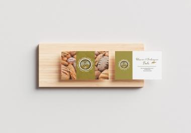 تصميم بطاقات اعمال مبسطة و عالية الجودة