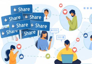 مشاركة اعلانك علي فيس بوك في150 جروب تسويقي ضخم